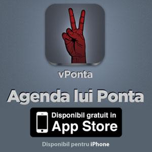 Agenda lui Ponta